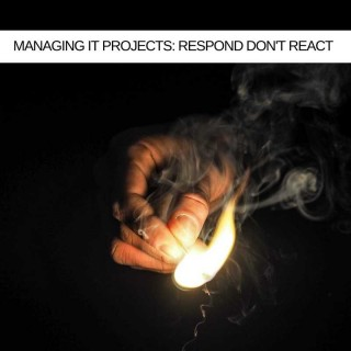 Managing IT Projects: Respond Don't React
