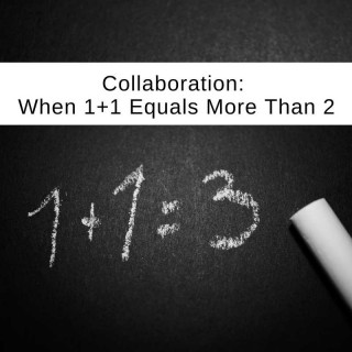 IT Project Collaboration. When 1+1 equals more than 2