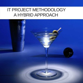 A hybrid approach to IT Project Management methodology - thought leading the future