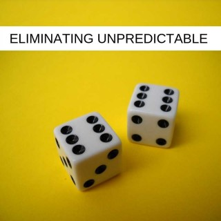 ELIMINATING-UNPREDICTABLE