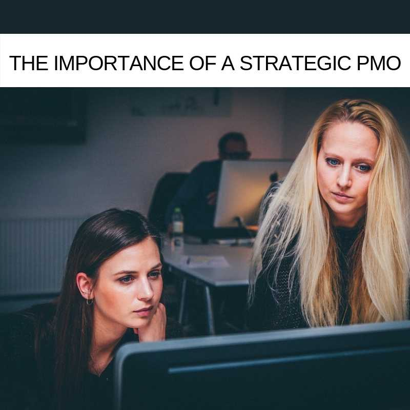 It Projects And Business Value The Importance Of A Strategic Pmo Stoneseed