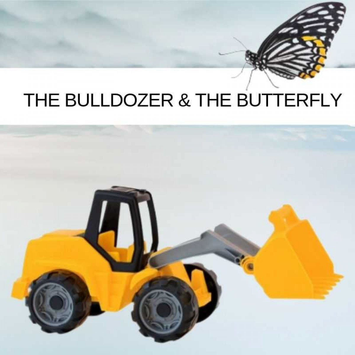The bulldozer and the butterfly: How to transition a